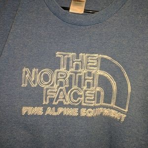 The North Face graphic t shirt, XL